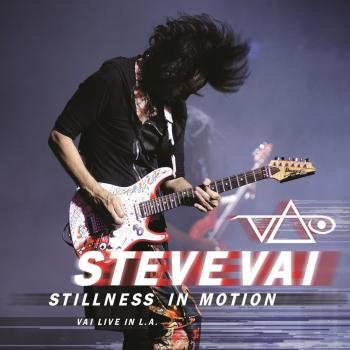 Cover Stillness in Motion: Vai Live in L.A.