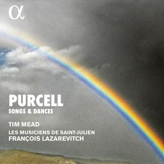 Cover Purcell: Songs & Dances