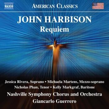 Cover John Harbison: Requiem