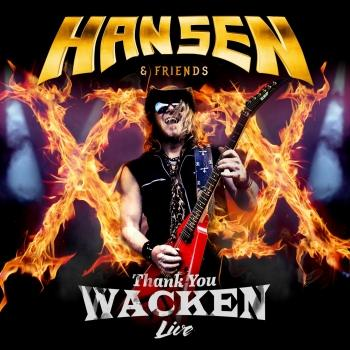 Cover Thank You Wacken (Live)