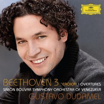 Cover Beethoven: Symphony No.3 - 'Eroica' & Overtures