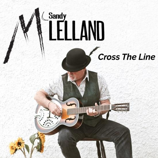 Cover Cross the Line