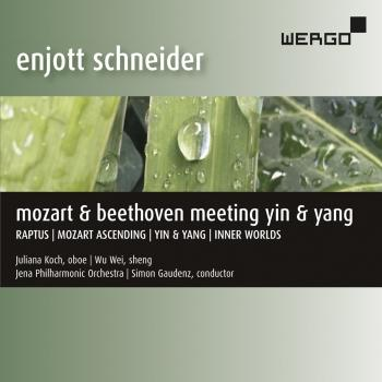Cover Enjott Schneider: Mozart & Beethoven Meeting Yin & Yang