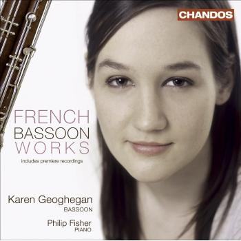 Cover French Bassoon Works