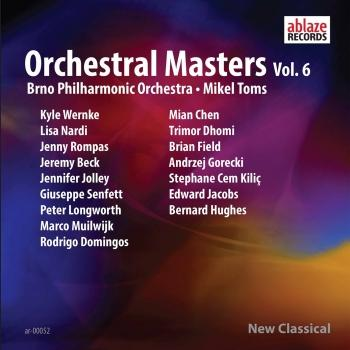 Cover Orchestral Masters, Vol. 6