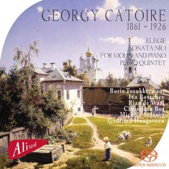 Cover Georgy Catoire (Remastered)