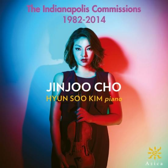 Cover The Indianapolis Commissions (1982-2014)