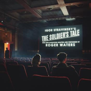 Cover The Soldier's Tale (Narrated by Roger Waters)