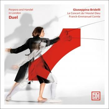 Cover Duel. Porpora and Handel in London