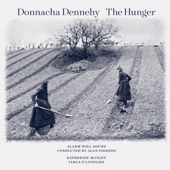Cover Donnacha Dennehy: The Hunger