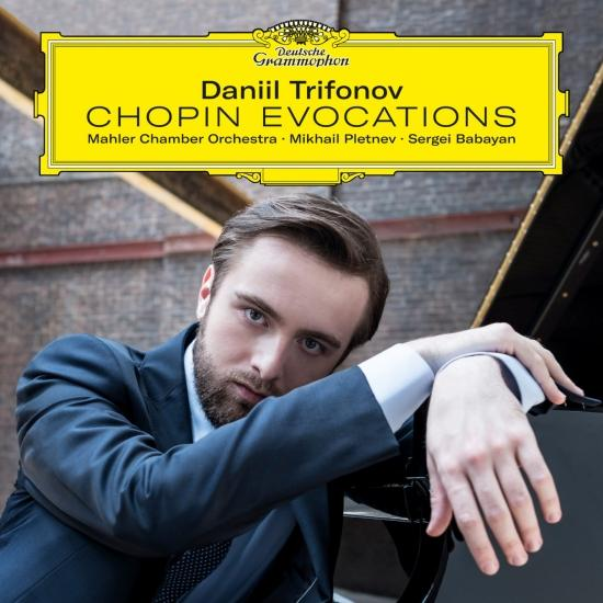 Cover Chopin Evocations