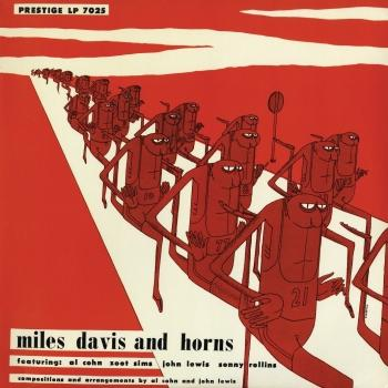 Cover Miles Davis And Horns