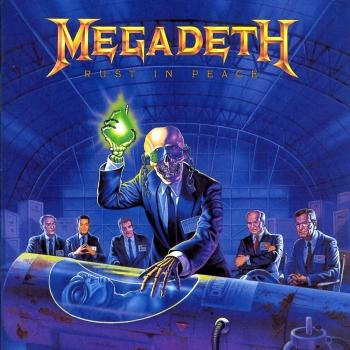 Cover Rust In Peace (Remaster)