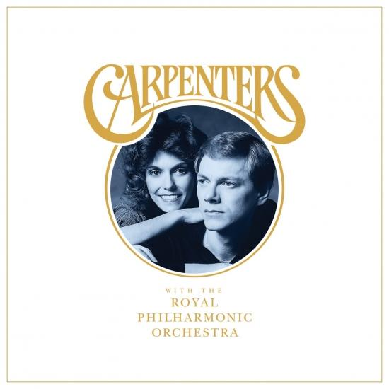 Cover Carpenters With The Royal Philharmonic Orchestra