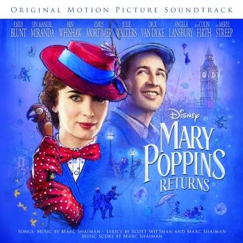 Cover Mary Poppins Returns (Original Motion Picture Soundtrack)