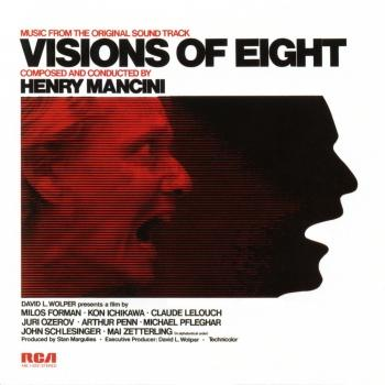 Cover Visions of Eight (The Original Sound Track Recording)
