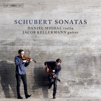 Cover Schubert: Sonatas (Arr. for Violin & Guitar)