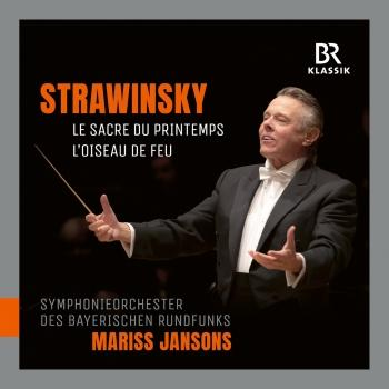 Cover Stravinsky: Le sacre du printemps & The Firebird Suite