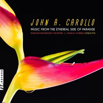 Cover John A. Carollo: Music from the Ethereal Side of Paradise