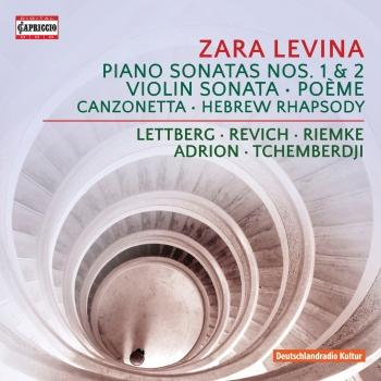Cover Levina: Chamber Music
