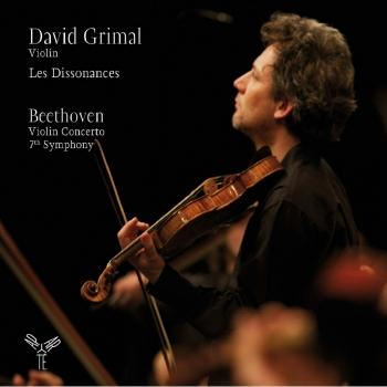Cover Beethoven: Concerto for Violin and Orchestra , Op. 61