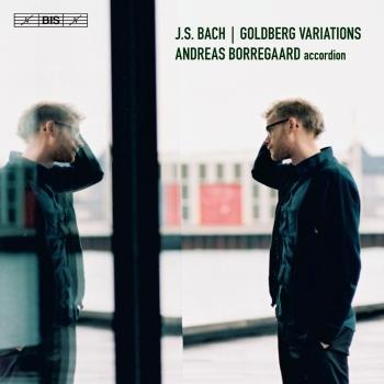 Cover Bach: Goldberg Variations, BWV 988 (Arr. for Accordion)