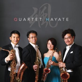 Cover Yasuhide Ito, Itaru Sakai & Others: Works for Saxophone Quartet