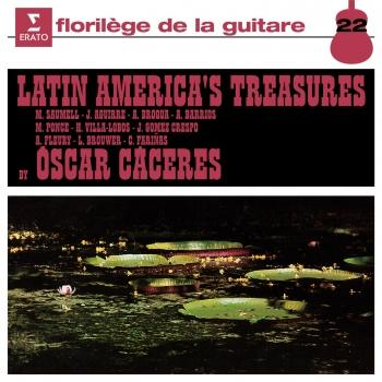 Cover Latin America's Treasures