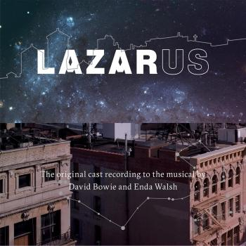 Cover Lazarus (Original Cast Recording)