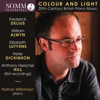 Cover Colour & Light: 20th-Century British Piano Music