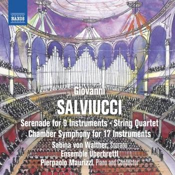 Cover Salviucci: Chamber Works