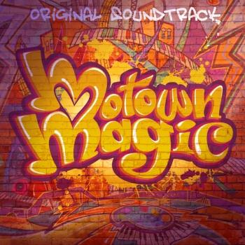 Cover Motown Magic (Original Soundtrack)