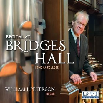 Cover Recital at Bridges Hall, Pomona College