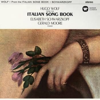 Cover Wolf: Italian Song Book (Remastered)