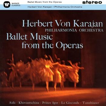 Cover Ballet Music from the Operas