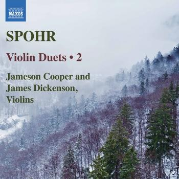 Cover Spohr: Violin Duets, Vol. 2