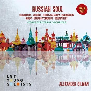 Cover Russian Soul