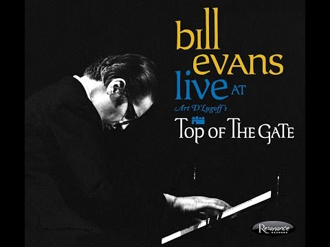 Video Bill Evans - Live at Art D'Lugoff's Top of the Gate - Documentary Video