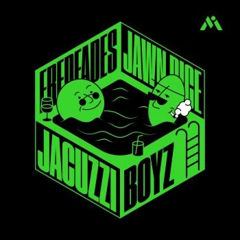 Cover Jacuzzi Boys