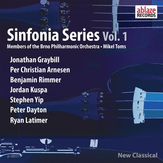 Cover Sinfonia Series, Vol. 1