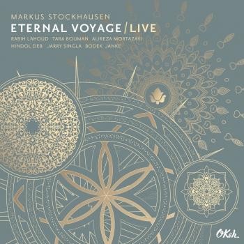 Cover Eternal Voyage - Live