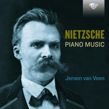 Cover Nietzsche: Complete Piano Music