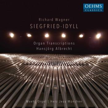 Cover Wagner: Siegfried-Idyll