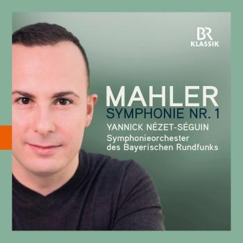 Cover Mahler: Symphony No. 1 in D Major