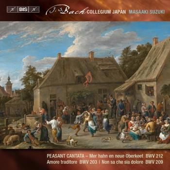 Cover J.S. Bach: Secular Cantatas, Vol. 7
