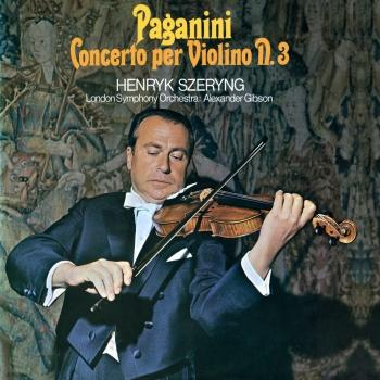 Cover Paganini: Violin Concerto No. 3