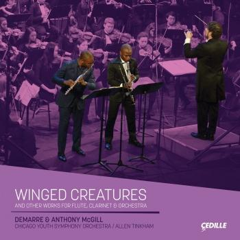 Cover Winged Creatures