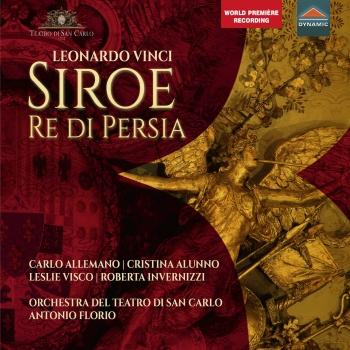 Cover Vinci: Siroe, re di Persia
