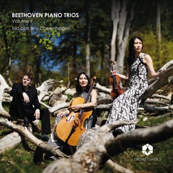 Cover Beethoven Piano Trios, Vol. 2