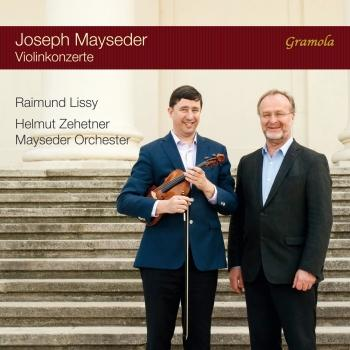 Cover Mayseder: Violin Concertos, Vol. 3